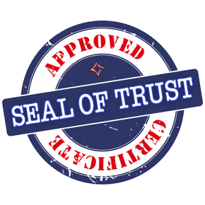 Seal of Trust Jakob Casino Mentor