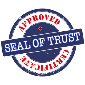 Seal of Trust   Trust Jakob